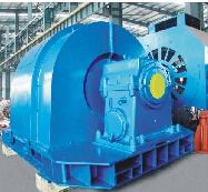 水轮发电机组