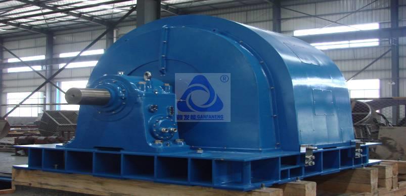 意大利西玛里瓦水电项目