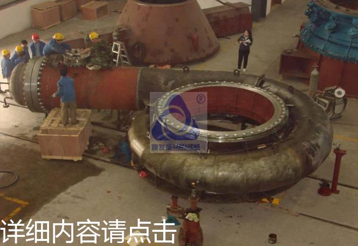 越南丹布里水电项目